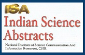 Indian Science Abstract